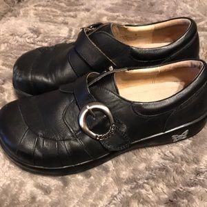 Guc Alegria nursing shoes size 38 black